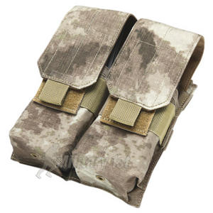 Condor Double M4/M16 Magazine Pouch MOLLE A-TACS AU